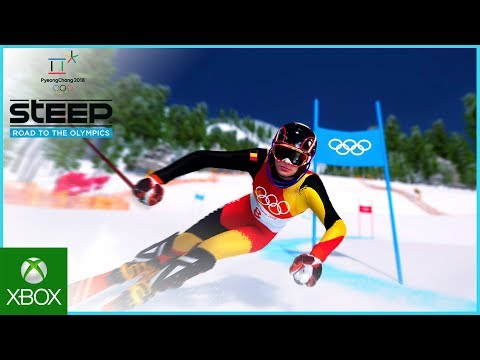 Steep: Road To The Olympics: Open Beta Trailer |