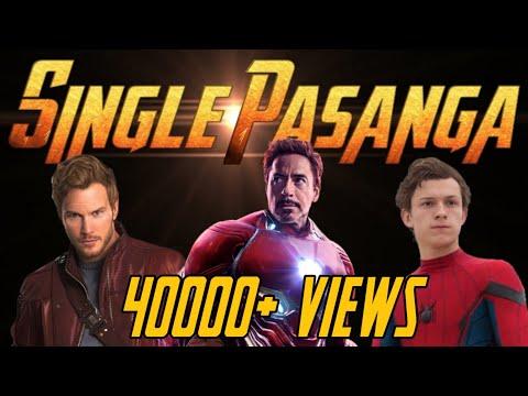 Single Pasanga Marvel Version    EditsEdict