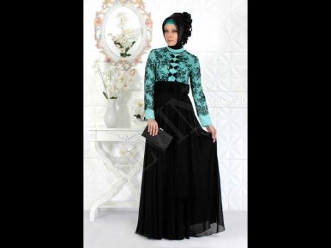 4e66e31be9937 فساتين محتشمة للمحجبات 2015 - dresses hijab. Arab Fashion