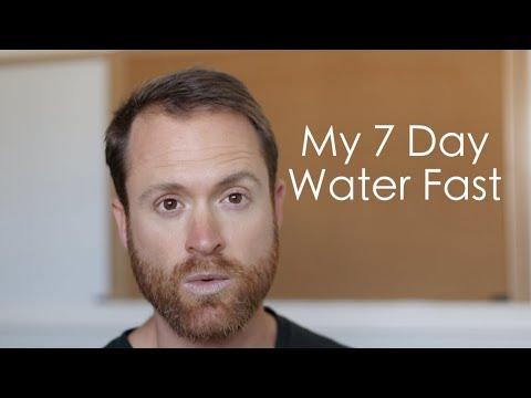 7 Day Water Fast @ TrueNorth Health Center