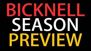 2017-2018 Bicknell Season Preview