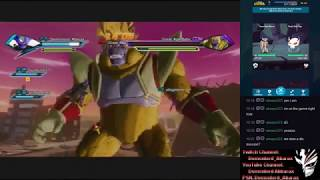 [PS3] Dragonball XenoVerse - {Brand New Char. Multiplayer #3.3}