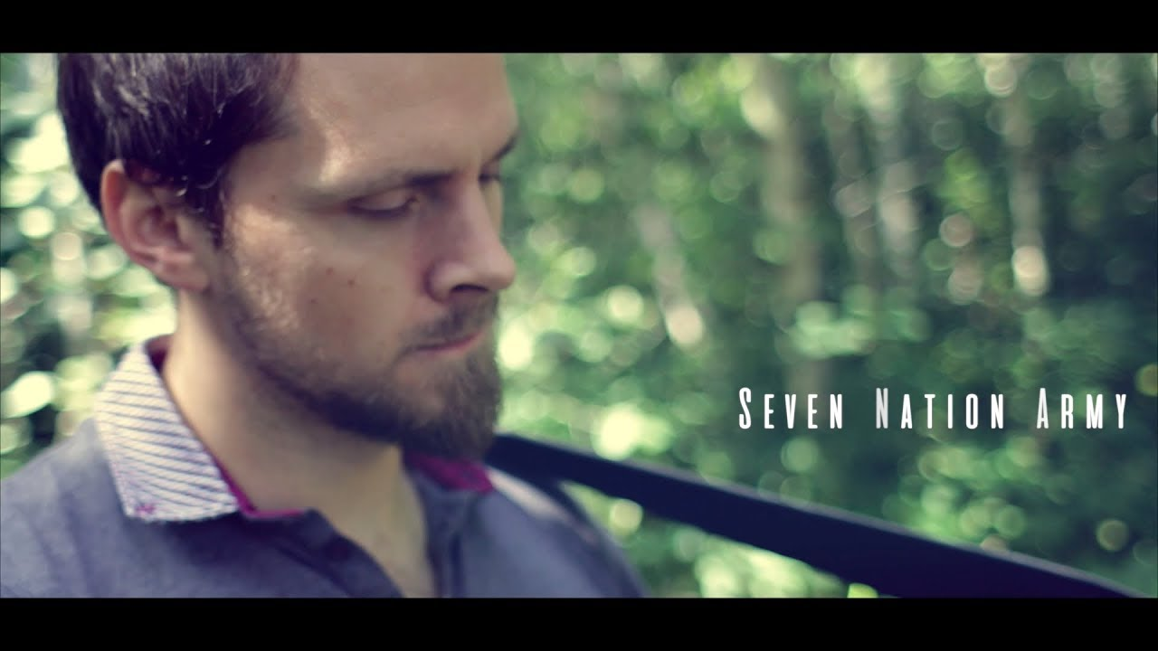 Seven Nation Army (Acoustic Cover) | Gareth & Emmi - YouTube