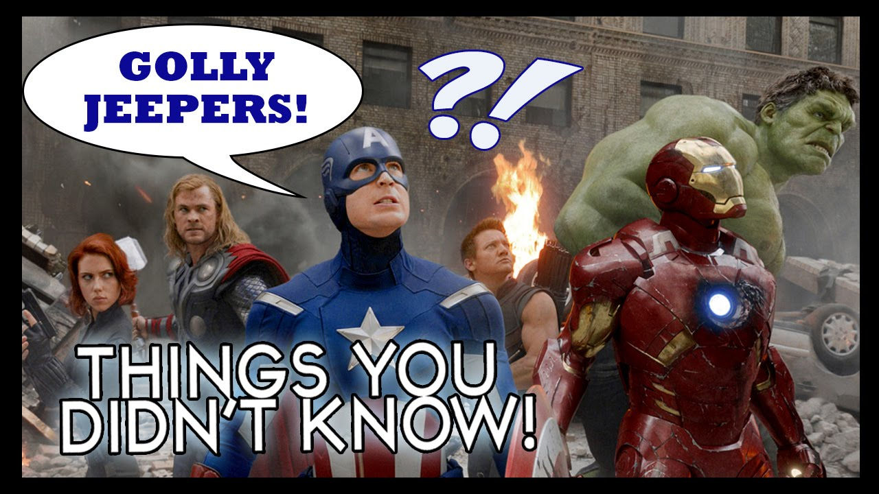 7 Things You (Probably) Didn't Know About The Avengers ...
