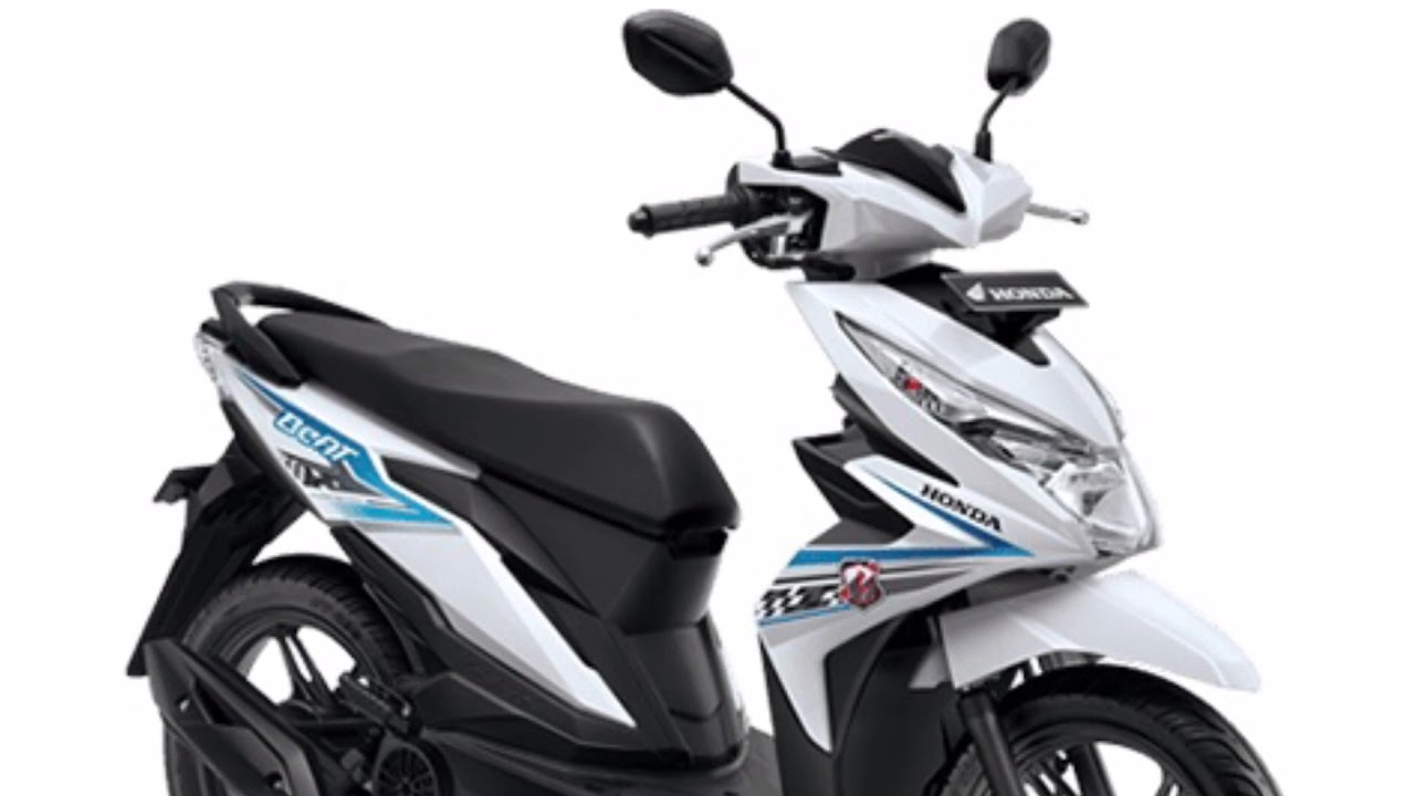 Honda Beat 2018 Youtube
