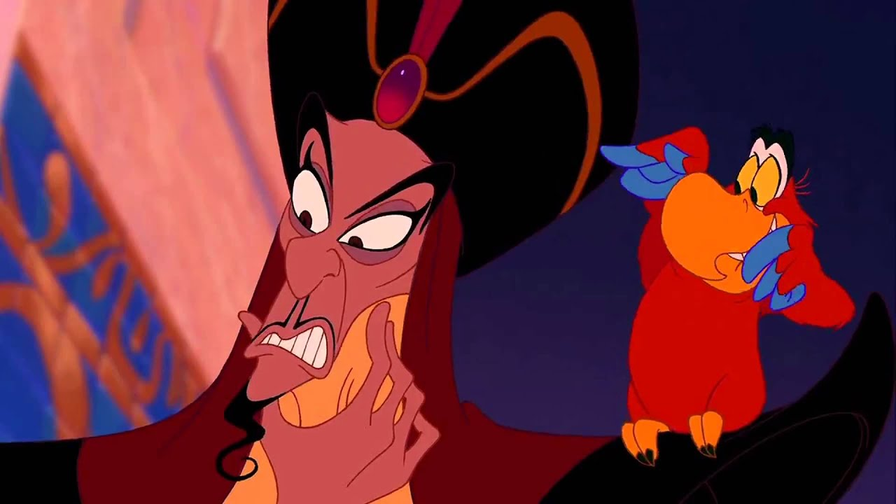 Have hit aladdin fucking jafar taste what