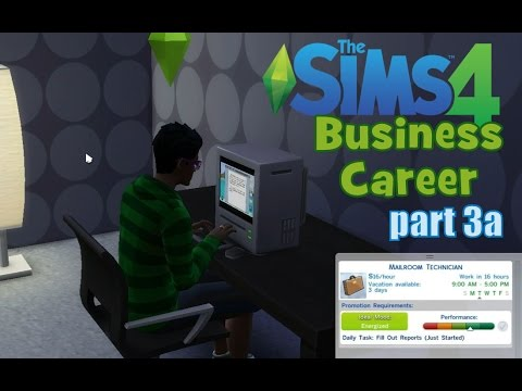 how to sell a business sims 4