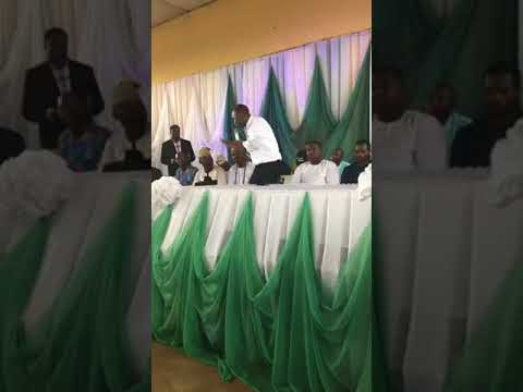 Mr Omoyele Sowore Live at Ikenne Town Hall.