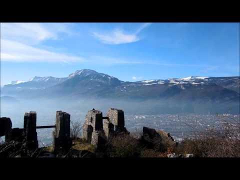 Grenoble And Fort De La Bastille