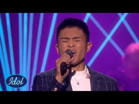 Carlisle fikk problemer med teknikken, men hentet seg godt inn | Idol Norge 2018