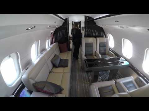 IQJETS - Global 6000 - Private Jet Charter