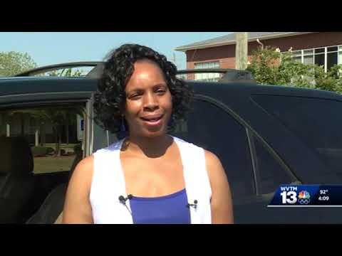 Former Homeless Mom Gets Car