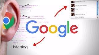 Google bizi her zaman dinliyor mu? Korkunç teori testi