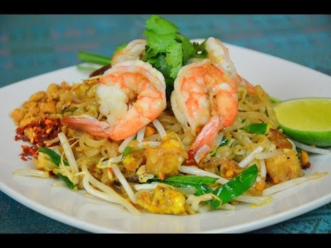 How To Make The Best Pad Thai Noodle