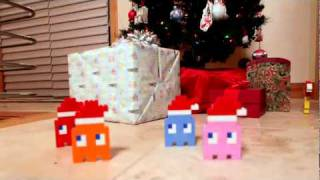 8 bit holiday by andrew jive