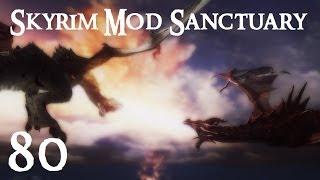 Skyrim Mod Sanctuary 80 : Spybot, Paper World Map & Demonic Soultrap Sound