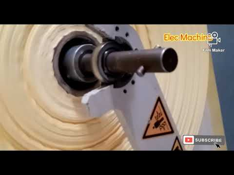 Extraordinary technology with machines in industry