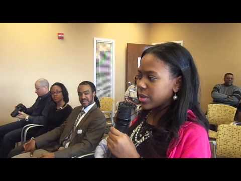MEET Gabrielle Jordan Williams, Entrepreneur and Author: Black Wall Street