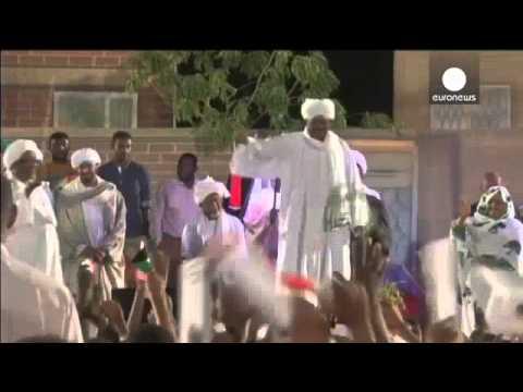 Sudan's Omar Hassan al-Bashir wins landslide election victory | news