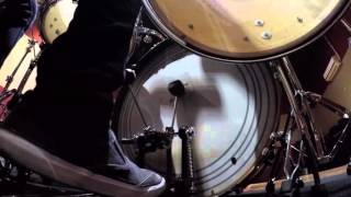 JOSE URIZA - BRING ME DOWN- (PILLAR) DRUM COVER