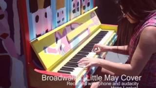 Broadwalks Little May Cover chords | Guitaa.com