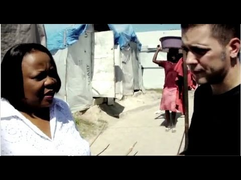 Haiti Special (Part One): George Stroumboulopoulos Tonight