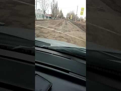 Дороги в селе Августовка Большечерниговского района