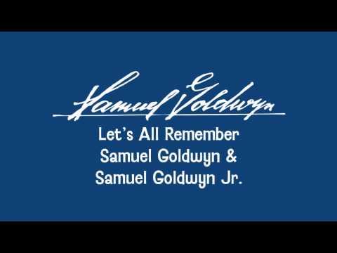 Remember Samuel Goldwyn And Samuel Goldwyn Jr  Ident
