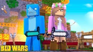 BEDWARS DREAM TEAM REUNITED!   Minecraft Little Kelly
