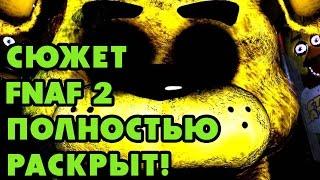 - Игровые Теории FNAF 2, Самая запутанная и страшная история Раскрыта