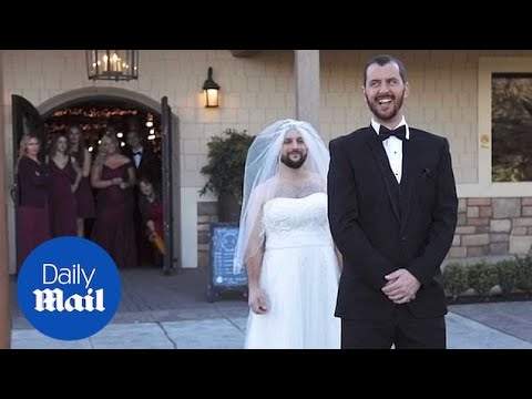 Kat Jackson - Funny: Best Man Pranks Groom