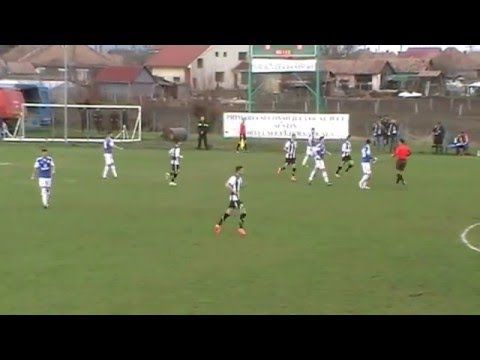"""""""U"""" Cluj-CSM Rm. Vâlcea, 1- 1, liga a II-a, 9.03.16"""