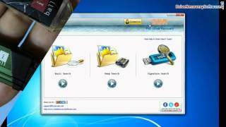 iBall USB Drive Recovery Using DDR Pen Drive Data Recovery Software
