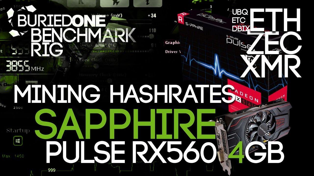 Sapphire Pulse Radeon Rx 550 2gd5 2gb Gddr5 Monero Mining