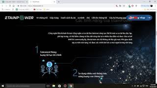 Etainpower ICO REVIEW - Một hệ sinh thái năng lượng dựa trên Blockchain được hỗ trợ bởi AI