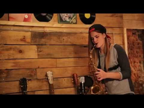 Sam Smith - I'm not the only one (Saxophone Cover by Alexandra)
