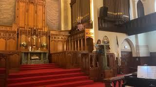 Grace Church August 1, 2021 Worship Service