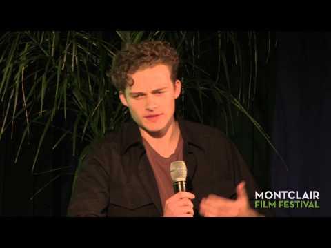 Montclair Film Festival 2014 Kristin Connolly & Ben Rosenfield Conversation - House and Boardwalk