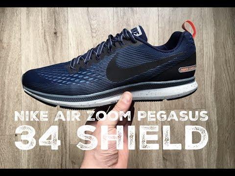 nike pegasus 34 shield blue