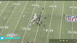 NY Giants Week 10 Film Review vs Jets