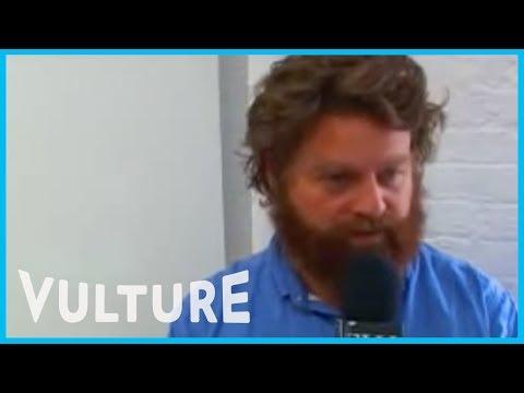 Zack Galifianakis Interviews Moby