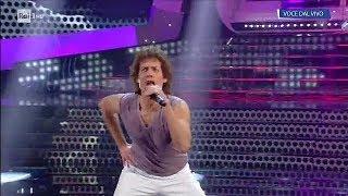 Giovanni Vernia è Mick Jagger: