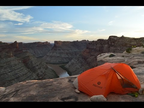 Backpacking Canyonlands NP: 7 Day trip in Island in the Sky - Monument Basin and the Lower Basins