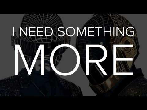 Daft Punk - Touch [Video Lyrics]