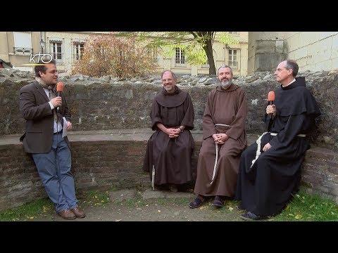 Les Franciscains en mission à Lyon