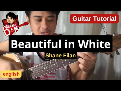 Beautiful In White Guitar Chords - Westlife - Khmer Chords