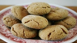 Spiced Gingerbread Cookie recipe