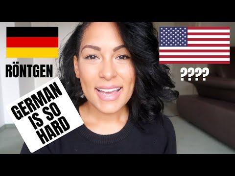 THE HARDEST GERMAN WORDS||DIE SCHWIERIGSTEN DEUTSCHEN WÖRTER