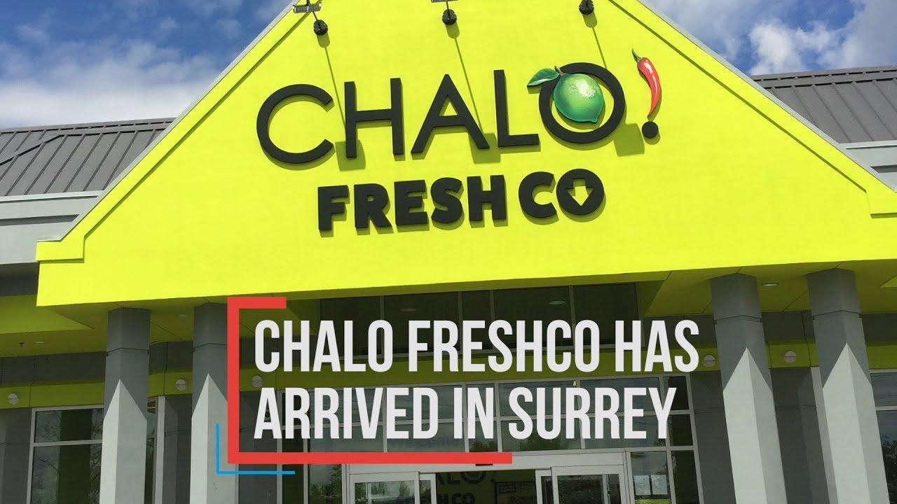 Chalo FreshCo opens in Surrey