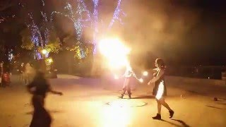 Одесса Приморский бульвар Фаер шоу 30.04.2016 \Odessa Fire Show online Primorskiy boulevard